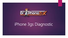 "Get your ""iPhone 3gs Diagnostic"" today by a DPF Certified technician near you in Pittsburgh . All our iPhone 3gs Repairs comes with 90-Day Warranty and we use … http://www.slideshare.net/JesiKa3/i-phone-3gs-diagnostic"