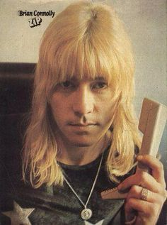 """Brian Connolly from the """" Sweet """""""