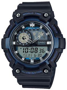 Casio Collection Armbanduhr AEQ-200W-1AVEF AnaDigi Uhr  https://www.uhren-versand-herne.de/casio-collection-armbanduhr-aeq-200w-2avef-anadigi-uhr.html