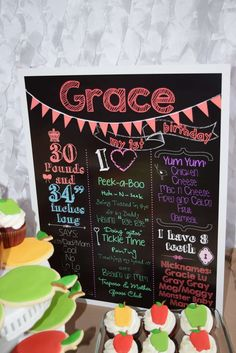 Apple of my Eye Birthday Party Ideas | Photo 1 of 62 | Catch My Party
