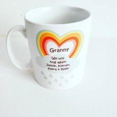 Personalised Gift Shop, Personalized Mugs, Bridesmaid Glasses, Bridesmaid Gifts, Customised Mugs, Custom Mugs, Champagne Bottles, Ceramic Mugs, 40th Birthday
