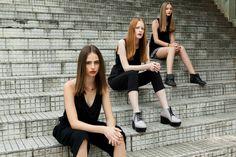 Girls for Bricks Magazine by Takeuchis - Models: /Natália Mallmann/Victória Schons/Jaqueline Datsch