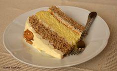 Niebanalny sernik a może nietypowy tort? To zależy tylko od tego w jakiej foremce go upieczemy. Jedno co pozostaje niezmienne to doskonał...