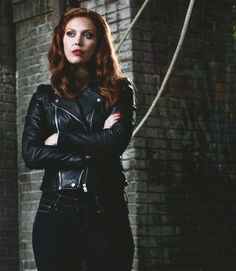 Alaina Huffman as Abaddon in Supernatural | Women (Lovely Ladies)