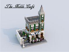 LEGO Ideas - The Noble Café