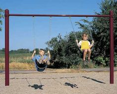 a90dd91183c638bfb38d8aae5b4fd30e diy swing outdoor landscaping