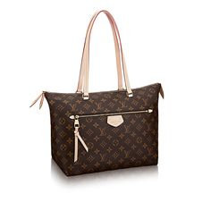 Women's Luxury Christmas Gift - Iéna MM Monogram Canvas Women Handbags  | LOUIS VUITTON