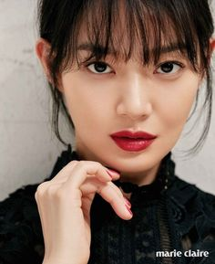 Shin Min Ah in Marie Claire Korea June 2017 Korean Actresses, Asian Actors, Korean Actors, Actors & Actresses, Korean Beauty, Asian Beauty, Korean Celebrities, Celebs, Shin Min Ah