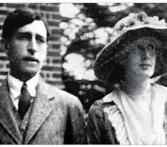 jpg pixels Leonard and Virginia from Victoria Glenndining Virginia Woolf, Clive Bell, Leonard Woolf, John Nash, Duncan Grant, Bloomsbury Group, English Writers, Dorothy Parker, Wolf