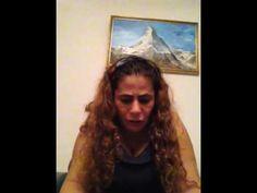 Je travaille pour la paix mondiale je veux empêcher la guerre et je veux...
