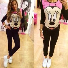 Disneyland outfit ♡♡♡
