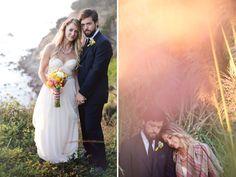 Jen + Ryan's Beach Wedding.  Gorgeous Pix & Ideas.