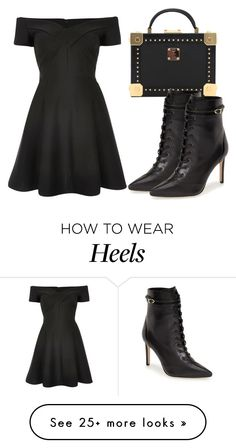 """""""Untitled #2646"""" by evalentina92 on Polyvore featuring MCM, River Island and Sam Edelman"""