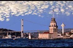 Bosphorus Bridge & Maidens Tower