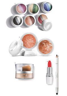 Maquigem O Boticário:         Conheça os novos produtos Make B. Mineral.