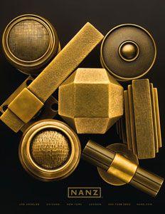 The Nanz Company Gold