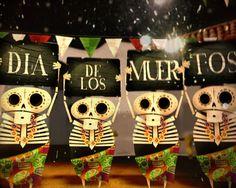 Dia de los Muertos banner