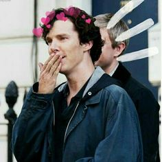 Sherlock Bbc, Benedict Cumberbatch Sherlock, Martin Freeman, Benedict And Martin, Andrew Scott, Johnlock, Doctor Strange, Baker Street, British Actors