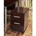 AICO Furniture - Prevue Mobile Pedestal in Auburn - 16627-20  SPECIAL PRICE: $319.00