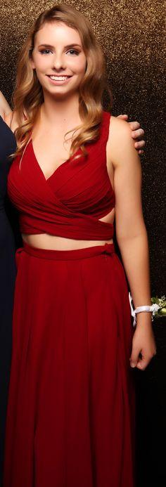 St Cuths Ball 2015. Red hot! www.whitedoor.co.nz