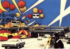 Utopian Architecture Part 2: Beyond Modernism - Architizer