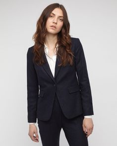 London Crosshatch Jacket