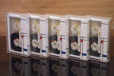 1* BASF Chrome Maxima II 90, Edition No. 1, 1991, Audio MC Tapes, TOP, unwritten