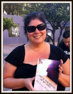 My first interview! Melissa Reyes, Author of This is The Sound of My Soul