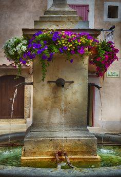 Gréoux-les-Bains, Alpes de Haute Provence