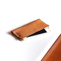 We've gone and updated our popular phone sleeve silhouette. The new version features a supple, softer vegetable tanned leather. As with all our products, we design with versatility in mind. For those of you who like to hold your cards with your phone, there is space for that! #leather #leathercraft #craftsposure #style #fashion #menswear #womenswear #accessories #liveauthentic #livefolk #buybetter #buyless #shopsmall #handmade #cerealmag #kinfolk #travel #lifestyle #minimal #minimalism