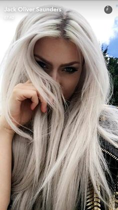 Shop our online store for blonde hair wigs for women.Best Lace Frontal Hair Blonde Wigs Pale Blonde Hair From Our Wigs Shops,Buy The Wig Now With Big Discount. Pale Blonde Hair, Platinum Blonde Hair, Blonde Wig, Blonde Balayage, Ash Blonde, Ombre Hair, Blonder Afro, Real Hair Wigs, Frontal Hairstyles