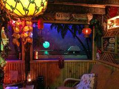 Tiki tOny — home bar!