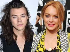 Lindsay Lohan Claims She Turned Down Harry Styles Confirms Relationship with New Man Egor Tarabasov
