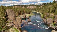 2. Riverside State Park Loop, Spokane
