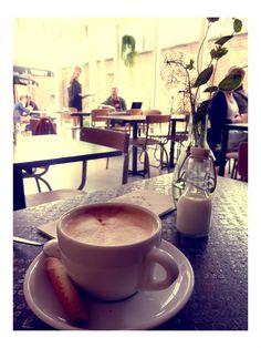 Cloud in My Coffee ~# Gent Belgium