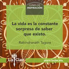 Facebook: https://www.facebook.com/lacler.mx/ | #arte #frases #quotes #lunes #inspiración