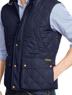 Robert Talbott - -MARIPOSA VESTIII-QUILTED VEST - Outerwear - Men ... : ralph lauren quilted vest mens - Adamdwight.com