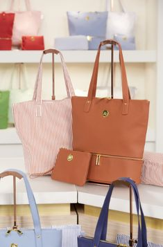 ee1767cf9ae2 JOY Smart   Chic Leather Handbag Set with Secret Section and More - 8384907