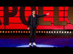 """Danny Bhoy Live at the Apollo ...""""I didn't know there was gonna be food..."""" :)"""