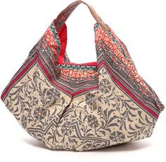 ShopStyle: Accessorize Printed Banana Bag