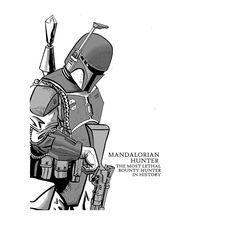 Mandalorian Hunter