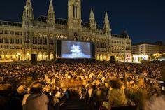 Musikfilm Festival Rathausplatz