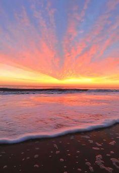 Sunset Wallpaper, Nature Wallpaper, Beach Phone Wallpaper, Iphone Wallpaper Video, Pretty Sky, Beautiful Sunset, Sky Aesthetic, Purple Aesthetic, Retro Aesthetic