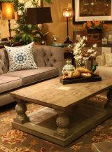 Awesome Coffee Table Decor Ideas #table #woodworking