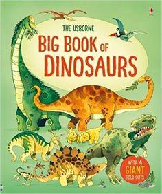 Big Book of Dinosaurs (Big Books): Amazon.co.uk: Alex Frith, Fabiano Fiorin: 9781474927475: Books