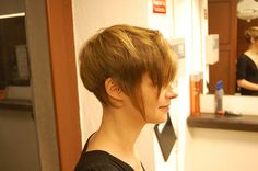 stylish bob by wip-hairport, via Flickr