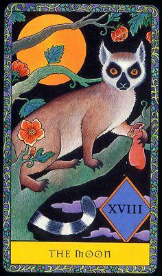 lemur spirit guide