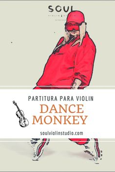Dance Monkey, tones and I / Violin cover, music sheet - soul violin studio Monkey, Sheet Music, Studio, Link, Cover, World, Music Sheets, Musica, Community