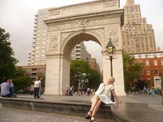 Reiss dress, street style New York