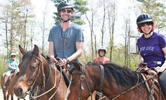image for Cornerstone Ranch – Up to 48% Off Trail Rides on Horseback